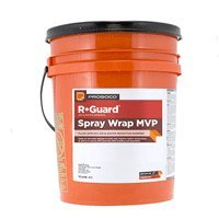 Prosoco R-Guard MVP Liquid Applied Air & Water Resistive Barrier by Prosoco
