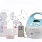 SpeCtra ORIGINAL S1 Hospital Grade Double Electric Breast Pump Made by SpeCtra Baby USA