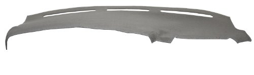 DashMat Original Dashboard Cover Pontiac Grand Am (Premium Carpet, Smoke) ()