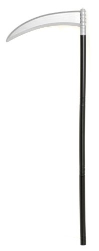 [Rubies Costume Sickle with Collapsible Handle] (Lady Reaper Costumes)