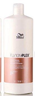 - Wella FUSION PLEX Shampoo 33.8oz