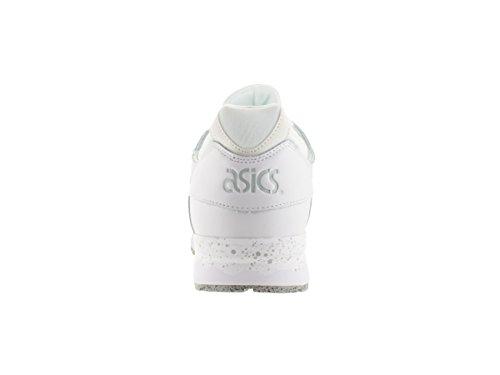 Asics Mænds Gel-lyte V Læder / Syntetisk Ankel-høje Tennissko Hvid / Hvid UbFzqaj
