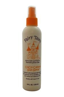 Coco Cabana Leave-In Sun Spray Hair Spray For Kids