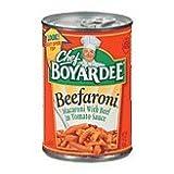 Chefboyardee Beefaroni 6 Pack