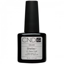CND Shellac New Size 0.42 fl oz Base coat 12.5ml by Creative Nail Design CND [Beauty]