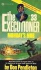 Monday's Mob, Don Pendleton, 0523418159
