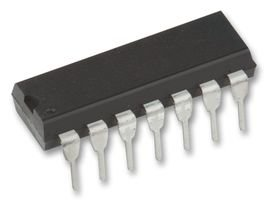 Texas Instruments CD4081BE IC, Quad AND Gate, 2I/P, DIP-14 (Pack of 10) (And Gate Ic)
