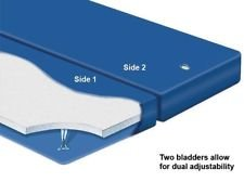 75% Ultra Waveless KING Size Dual Hardside Waterbed Mattress with FREE Fill&Drain Kit