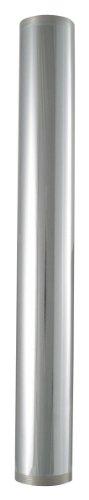 Threaded Tube (LDR 505 6215 1-1/4-Inch x 12-Inch Threaded Tube, Chrome Plated Brass)