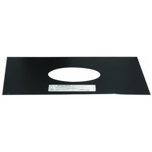 Selkirk 243502 Trim Plate and Exterior Shield for Pellet ()