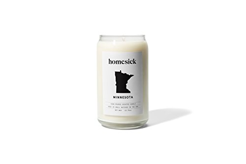 Homesick Scented Candle, Minnesota