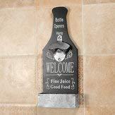 Wall Mounted Bottle Opener - 1PCs