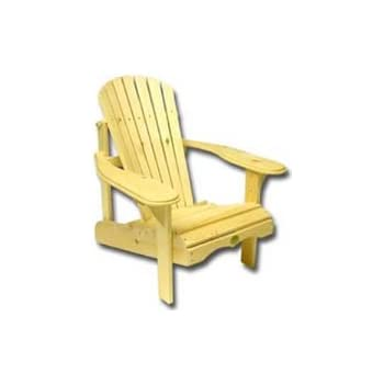 Bc201p Bear Chair - Pine Adirondack Chair Kit - Unassembled  sc 1 st  Amazon.com & Amazon.com : Bc201p Bear Chair - Pine Adirondack Chair Kit ...