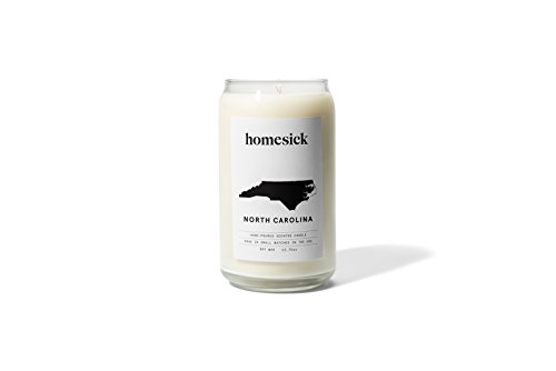 Homesick Scented Candle, North - Place Carolina North