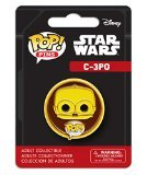 Funko POP! Pins: Star Wars - C-3PO