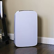 Pure & Dry HEPA50 (50 Pint) Dehumidifier & Air Purifier - Sealed Hepa Filter - Up To 1000 Sq Ft Coverage Hepa Dehumidifier
