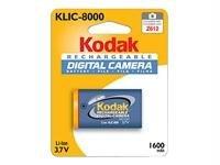 - Kodak Li-Ion Rechargeable Battery/KLIC 8000