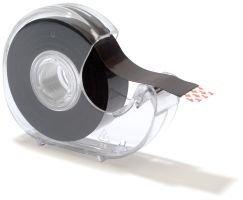 Magnetbandabroller mit selbstklebendem Magnetband 19mm breit x 8m lang