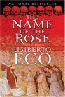 The Name of the Rose: including the Author's Postscript (Edition 1 Harvest Ed) by Umberto Eco [Paperback(1994£©]