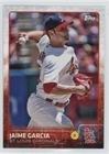 Jaime Garcia (Baseball Card) 2015 Topps St. Louis Cardinals - [Base] #SLC-16 ()