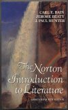 The Norton Introduction to Literature, Bain, Carl E., 039395532X