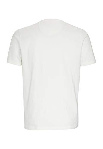 Activetouche T Herren cassé0002 Camel shirt de denier blanc TPXkZiuO