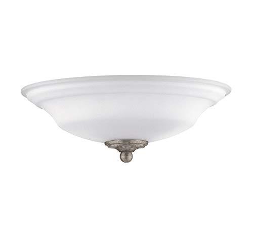 Savoy House FLG-1200-45 Windstar 2-Light Fan-Light Kit in Aged Wood ()