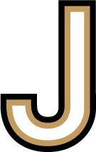 [해외]LD-J 레터 칼 J 스티커 LETTER DECAL (7.6 cm) / Ld-j Letter Decal J Sticker LETTER DECAL (7.6 cm size)