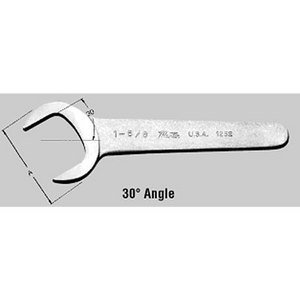 Martin 30° Angle Service Wrenches SAE #1234, 1 1⁄16