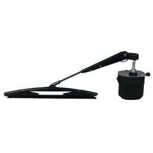 Ongaro Standard Wiper Motor Kit w/1.5' Shaft, 14' Arm & 14' Blade - 12V (51331)