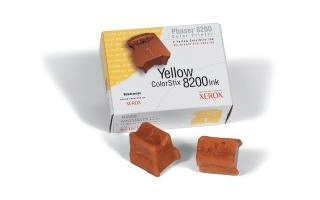 2TG0831 - Xerox ColorStix Yellow Solid Ink stick For 8200