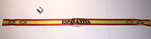 PULSERA VOX ESPAÑA VIVA - MÁXIMA CALIDAD: Amazon.es: Handmade
