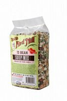 13 Bean Soup Mix - Bob's Red Mill Soup Mix, 13 Bean, 29-Ounce Units (Pack of 4) ( Value Bulk Multi-pack)