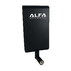 Alfa APA-M25 dual band 2.4GHz/5GHz 10dBi high gain directional indoor panel antenna with RP-SMA connector (compare to Asus WL-ANT-157) by ALFA (Image #9)