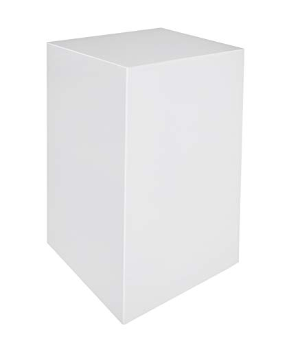 art pedestal white - 3