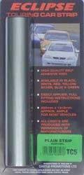Silver Touring Car Strip
