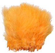 Marabou Color: Black; Style: - Blood Marabou Quill