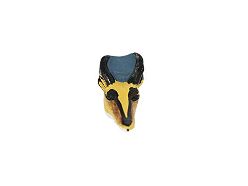 - Antelope Ceramic Animal Beads for Totems or Necklaces