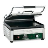 Waring Commercial WFG250T Grooved Flat Grill with Timer, 120-volt