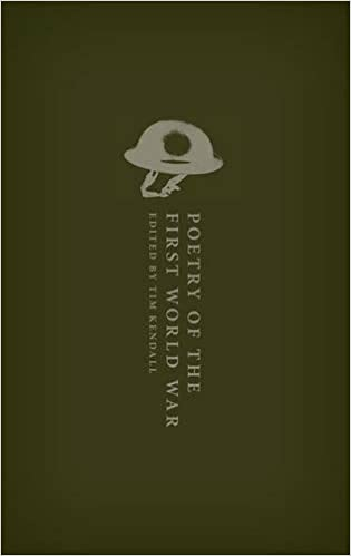 Poetry of the First World War: An Anthology Oxford Worlds ...