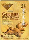 Cheap Prince of Peace Ginger Honey Crystals (10 Bags ) ( Four Pack)