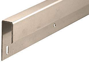 C.R. Laurence D645BN CRL Brushed Nickel 1/4