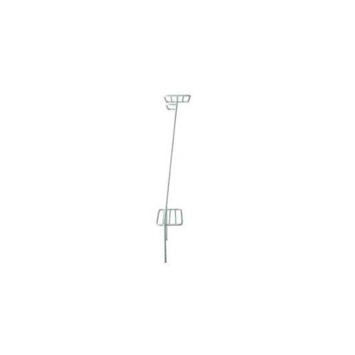 DUENDE ウォールハンガー ホワイト Wall Hanger white Makishi ハンガーラック デザイナーズ家具 インテリア B003FGTR5K