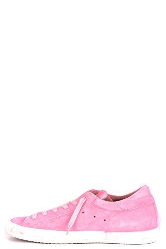Sneakers Philippe Mcbi238089o Rosa Camoscio Donna Model PPwC0qxA