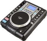 Pyle-Pro PDCDTP620M Digital DJ/CD/CD-R/MP3 Media Player & Controller