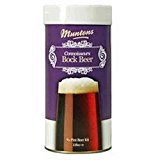[Munton's Bock Beer Hopped Kit] (Hopped Extract)