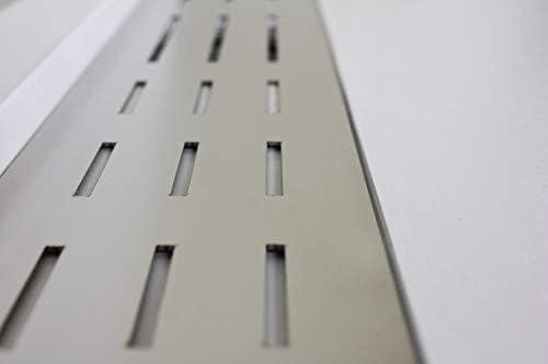 Crocket Plato de Ducha Resina Antideslizante Urban - Textura Pizarra y Extraplano - Todas las medidas disponibles ...