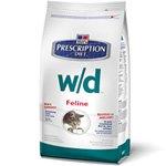 Hills W/D Low Fat Diabetic GI Health Chicken Cat Food 8.5 lb by Hill's Pet Nutrition