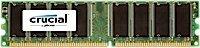 - Crucial 1GB Upgrade for a Apple Mac mini (G4-1.42GHz) System (DDR PC2700, NON-ECC, CL=2.5)