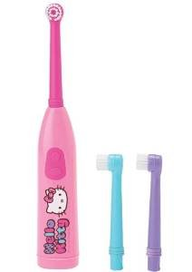 Hello Kitty Lovely Battery Operated Toothbrush